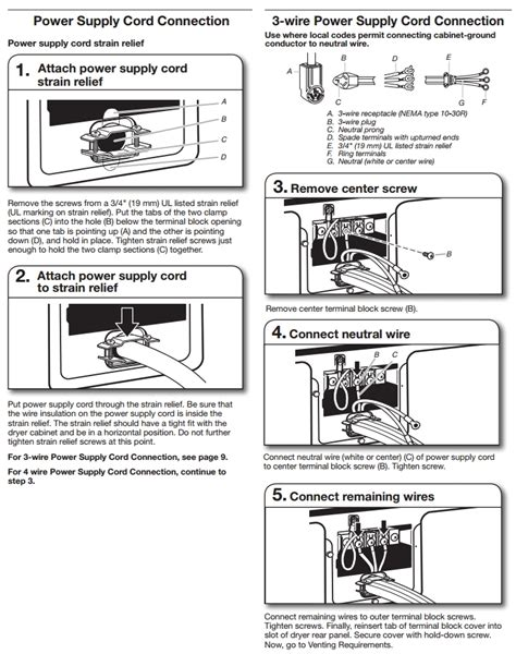 4 prong generator wiring diagram 4 prong stove