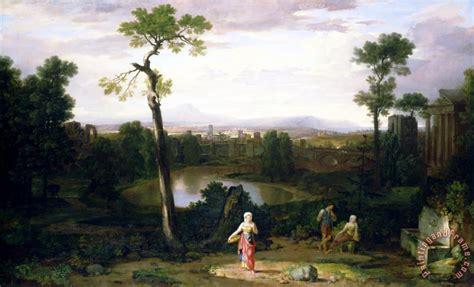 Blue Prints For Homes Washington Allston Italian Landscape Painting Italian