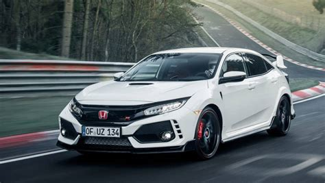 Civic Type R Front Wheel Drive by Honda Civic Type R Claims Nurburgring Front Wheel Drive