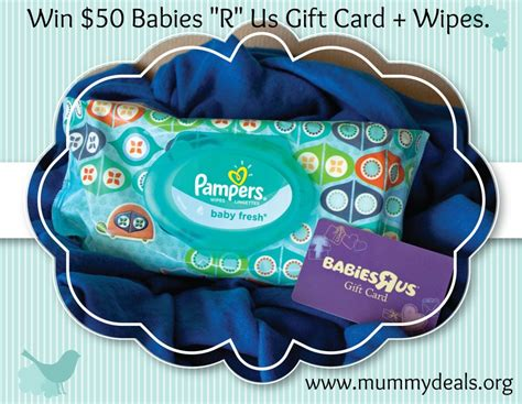 Babiesrus Gift Card - win babies quot r quot us gift card