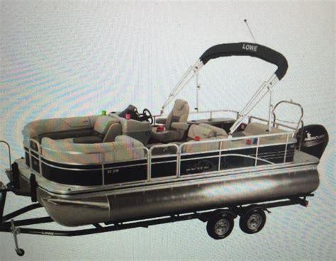 lowe tritoon boats for sale - Lowe Tritoon Boats For Sale