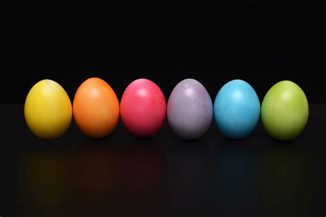 colorful easter eggs colorful easter eggs free photo iso republic