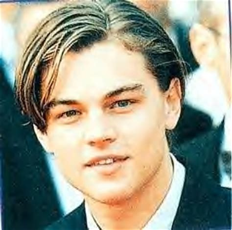 leonardo dicaprio hairstyle name leonardo dicaprio with medium hair style 1 comment
