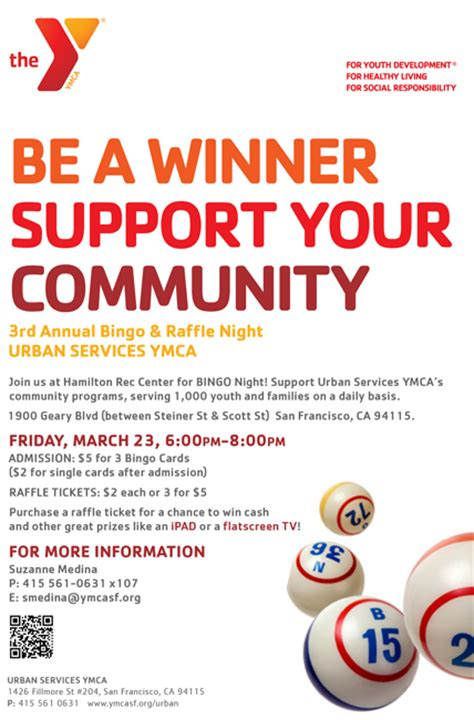 hamilton rec center bingo night hayes valley voice