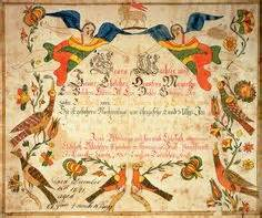 Montgomery County Pa Birth Records 1000 Images About Fraktur And Folk Drawings On Pennsylvania