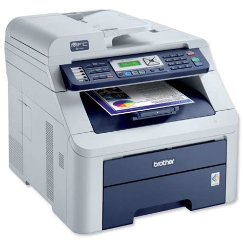 Printer Laser Warna Epson mfc 9320cw