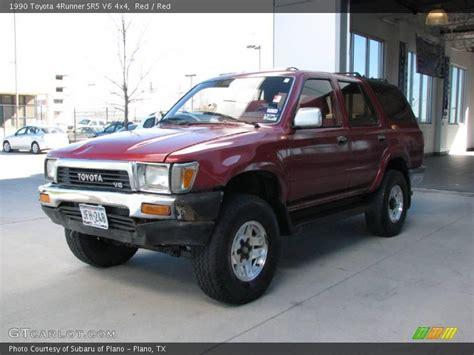 1990 Toyota 4runner 1990 Toyota 4runner Sr5 V6 4x4 In Photo No 5976680