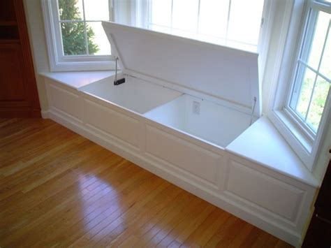 Promo 3 Window Storage bay window storage bench woodworking projects plans window seat bench plans woodworking