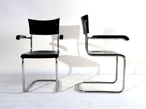 Hülsta Now 7 Stuhl Freischwinger by Bauhaus Originale Bauhaus M 246 Bel Sessel Stuhl Sofa