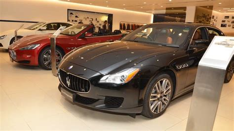 maserati delhi maserati multi million dollar showroom in mumbai gq india