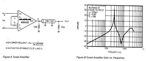 integrated circuit tuned lifier integrated circuit tuned lifier 28 images tuned lifier tuned lifiers my circuits 9 patent