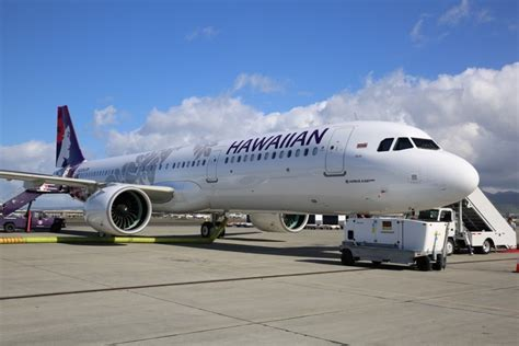 hawaiian boosts cargo services with new aircraft