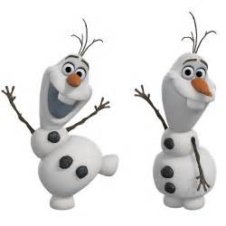 Home decorations disney frozen olaf the snowman peel and stick