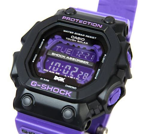G Shock Gx 56 V2 Black White casio g shock gx56 dgk limited edition casio g shock