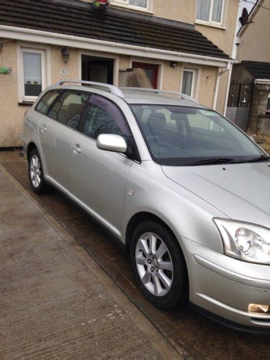 Toyota Avensis 2004 Problems 2004 Toyota Avensis For Sale In Glasnevin Dublin From Jam89
