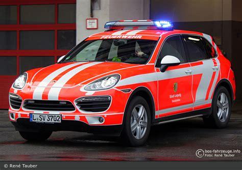Werkfeuerwehr Porsche Leipzig by Einsatzfahrzeug Florian Leipzig 11 10 03 Bos Fahrzeuge