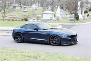 bmw z4 velgen wheels vmb5 satin black 19x9 19x10 5