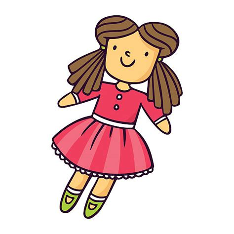 doll clipart baby doll clip vector images illustrations istock