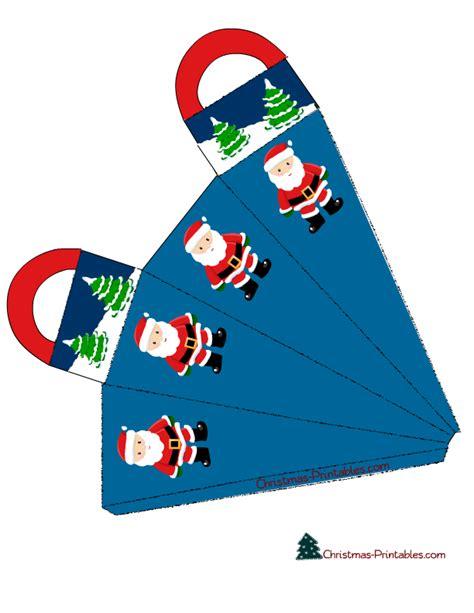 printable christmas paper bags free printable christmas gift bags