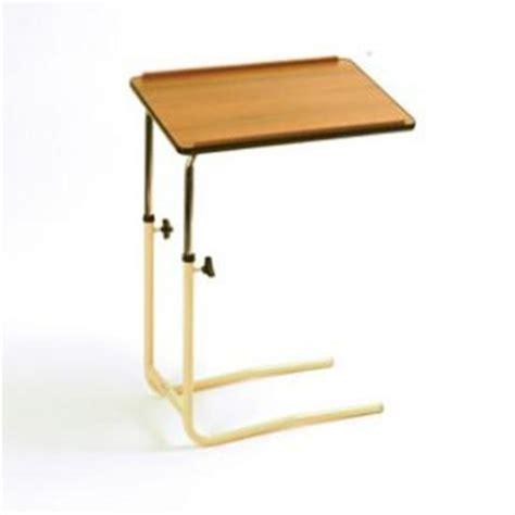 bed chair table  castors