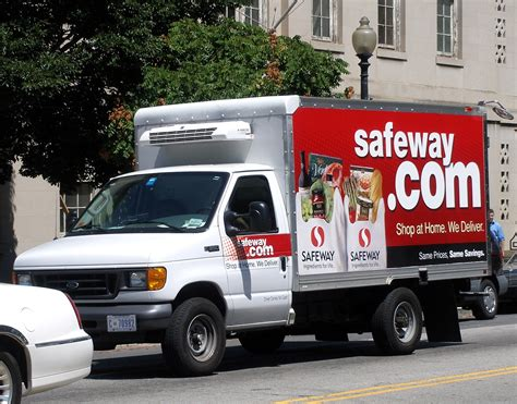 safeway delivery food