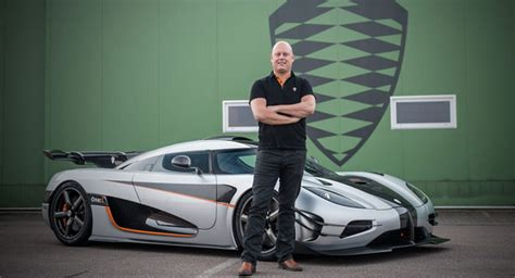 Koenigsegg Official Website Koenigsegg Launches New Site Section Where Company Founder