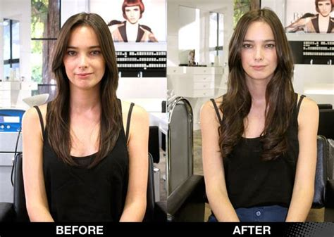 before and after great lengths rescu roadtest great lengths hair extensions rescu