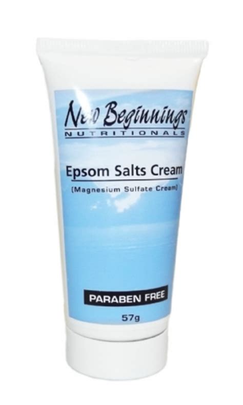 Magnesium Sulfate Detox by Epsom Salts Magnesium Sulfate 2 Oz