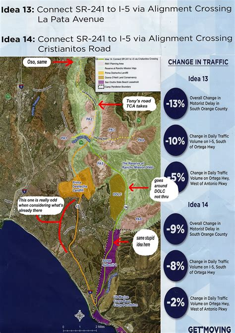 california map extensions orange county toll road agency pushing extension again