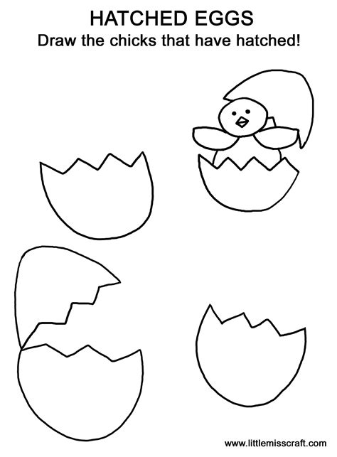 hatching egg coloring page hatching egg drawing