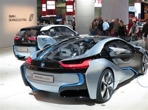 Electric Cars By Bmw Electric Cars Two New Bmw Electric Cars Cars
