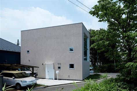 minimalist house in hiyoshi by eana keribrownhomes house in hiyoshi by eana