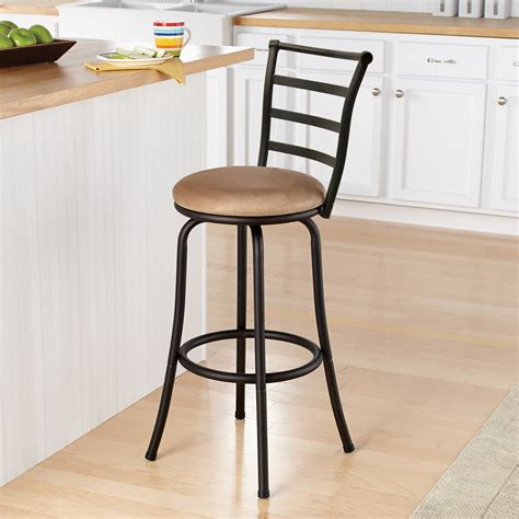 Black Swivel Counter Stools With Back by Stools Design Inspiring Metal Counter Stools With Backs
