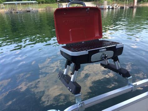 boat grill mount swim platform arnall s pontoon grill bracket set in the uae see prices