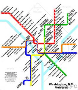Dc Metro Map Pdf by Washington Subway Map Map Holiday Travel Holidaymapq Com