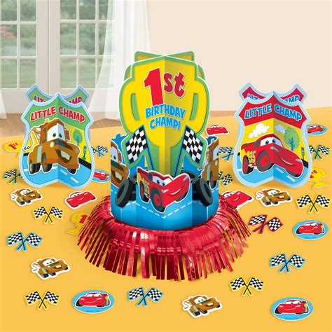 car themed decorations 1st birthday cars decorations image inspiration of cake