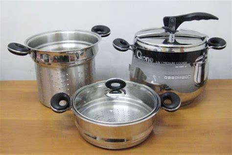 Jenis Dan Panci Presto jual oxone 5 in 1 pressure cooker ox 1060f panci tekan