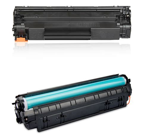 Cartridge Compatible Cf283a original quality compatible hp remanufactured black toner
