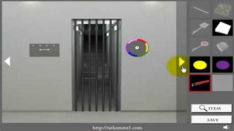 how to escape a locked room locked room escape walkthrough nekonote