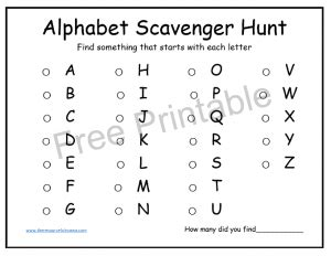 up letter scavenger hunt go backtoschool with peppa pig fheinsiders peppapacks