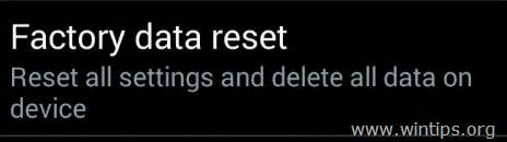 windows resetting stuck at 66 reset android to factory default settings how to
