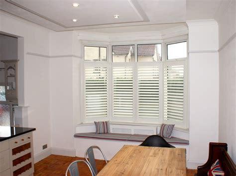 window seat uk kitchen bay window shutters with window seat bournemouth