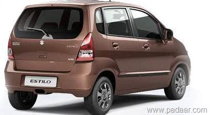 Price Of Maruti Suzuki Zen Estilo Maruti Suzuki Zen Estilo Vxi Specifications On Road Ex