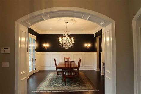 arch design inside home interior archways custom home ideas images gallery