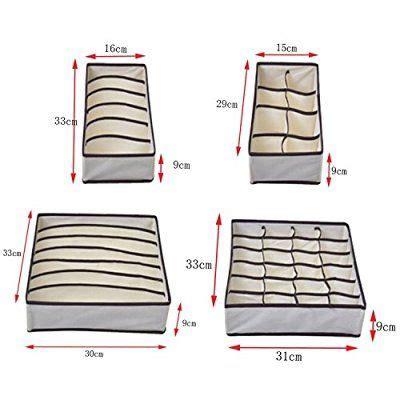 Rangement Chaussettes Tiroir by 1000 Id 233 Es Sur Le Th 232 Me Organiser Le Tiroir 192 Chaussettes