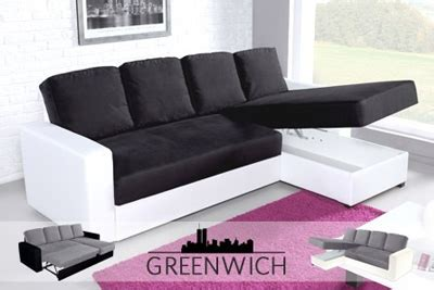 bon plan canape canap 233 d angle greenwich convertible 5 places 224 549 90