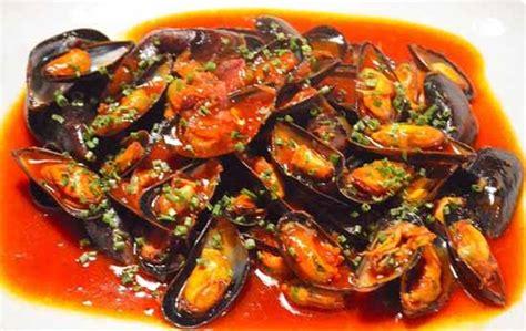 Kerang Hijau Di Kramat Jati resep seafood kerang dan cara membuat kerang saus padang sajian sedap yang enak untuk keluarga