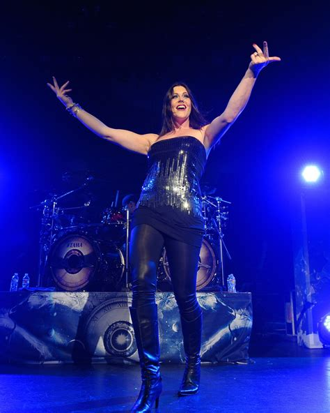 floor jansen photos nightwish performs at the city