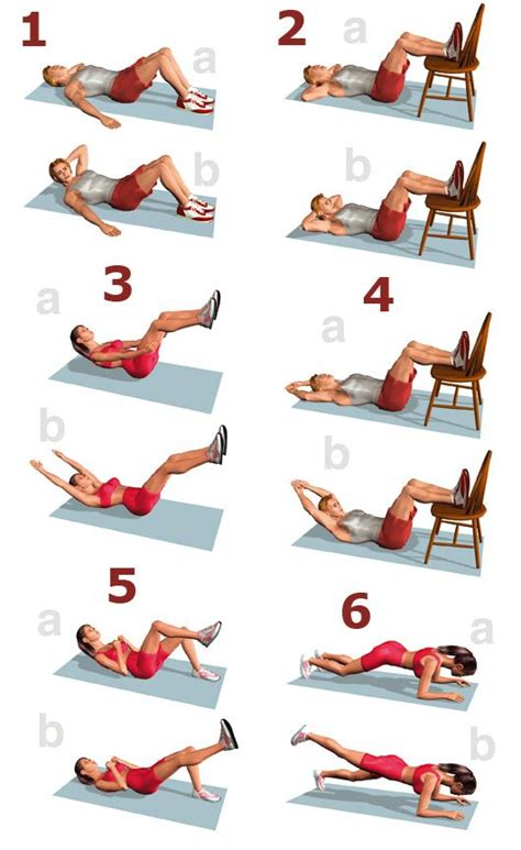 Imagenes De Ejercicios Para Workout | 17 best images about vian on pinterest abs pilates and tes