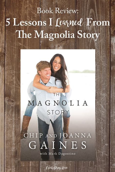 the magnolia story 5 lessons i learned from the magnolia story book review